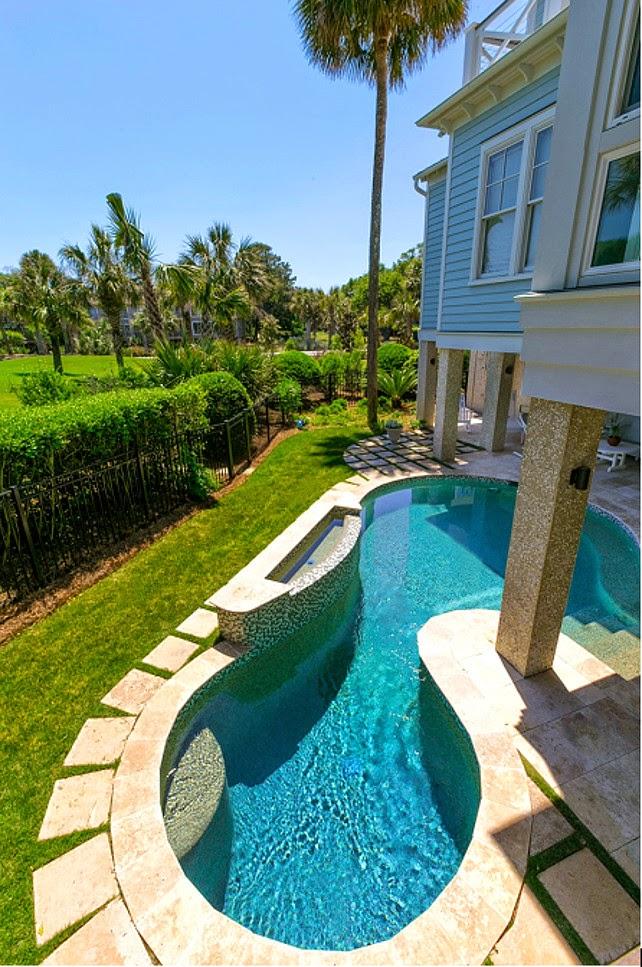 Home decor decoration 50 interior design ideas for Small backyard pool designs