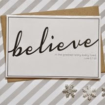 Believe, Joy, Peace