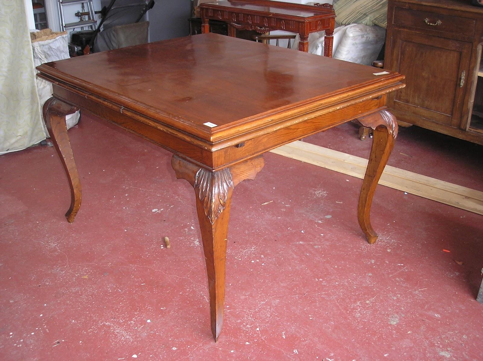 El desvan de mamen mesa de comedor shabby - Muebles antiguos de comedor ...