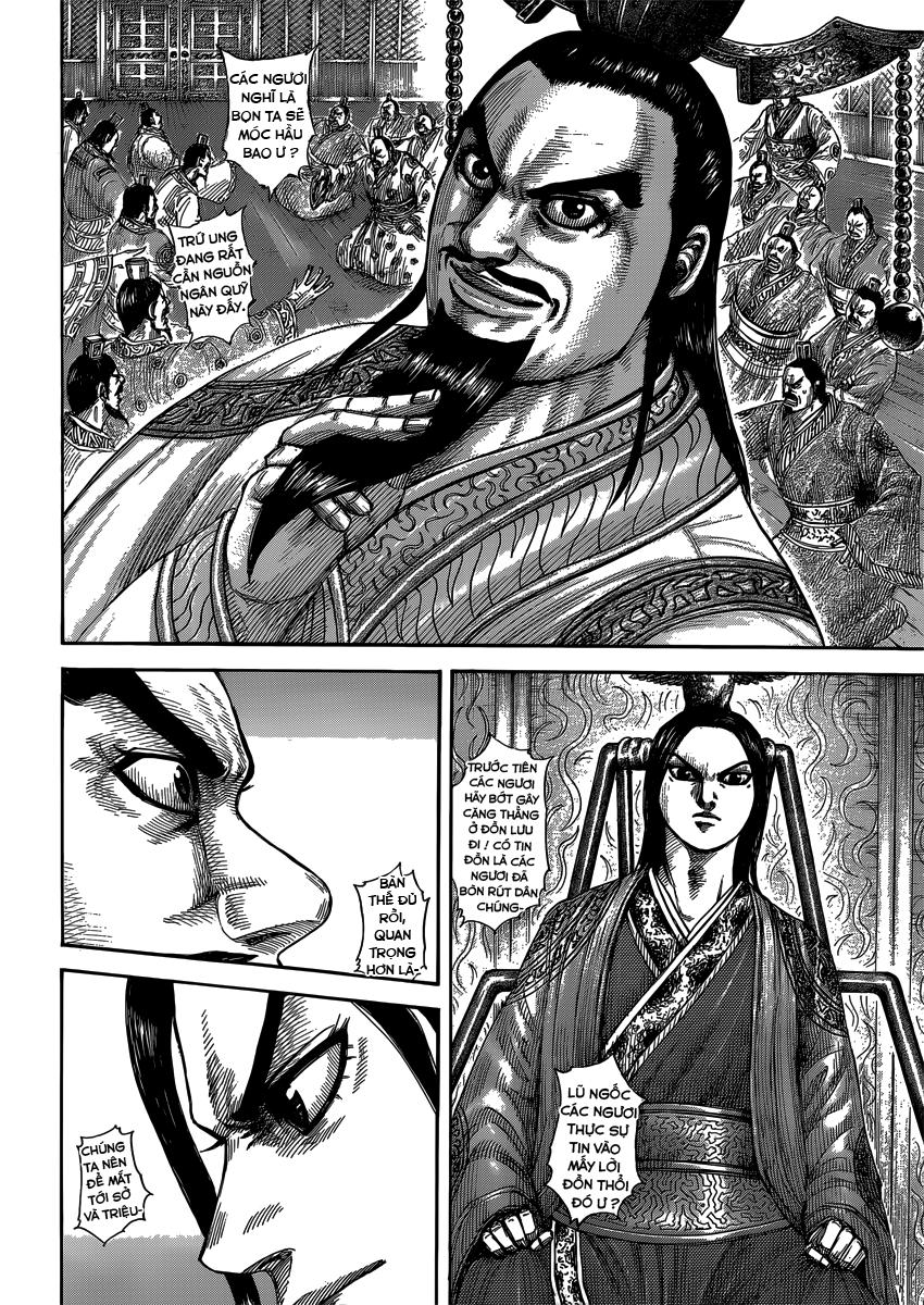 Kingdom - Vương Giả Thiên Hạ Chapter 402 page 13 - IZTruyenTranh.com