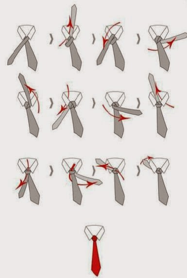 Useful pc neck tie how to do how to tie a trinity knot video ccuart Image collections