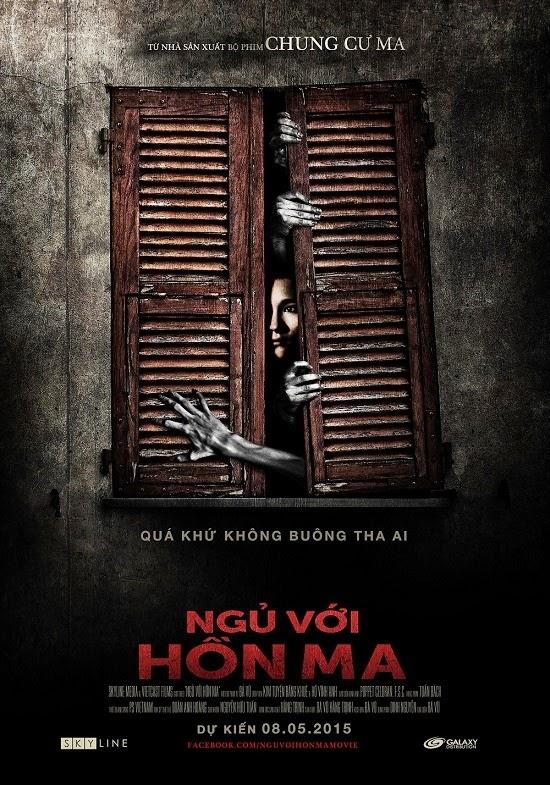 Phim Ngủ Với Hồn Ma-2015