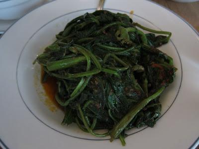 Belacan Kangkong