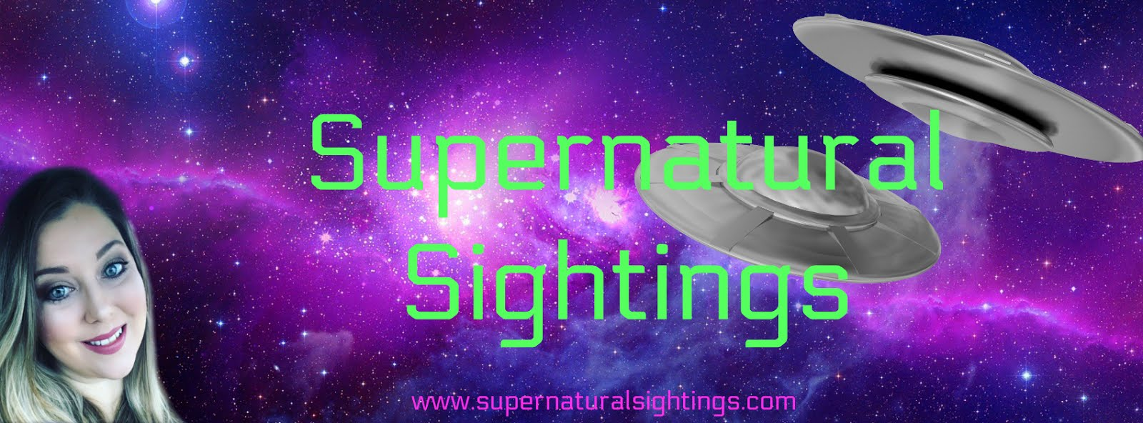 Supernatural Sightings