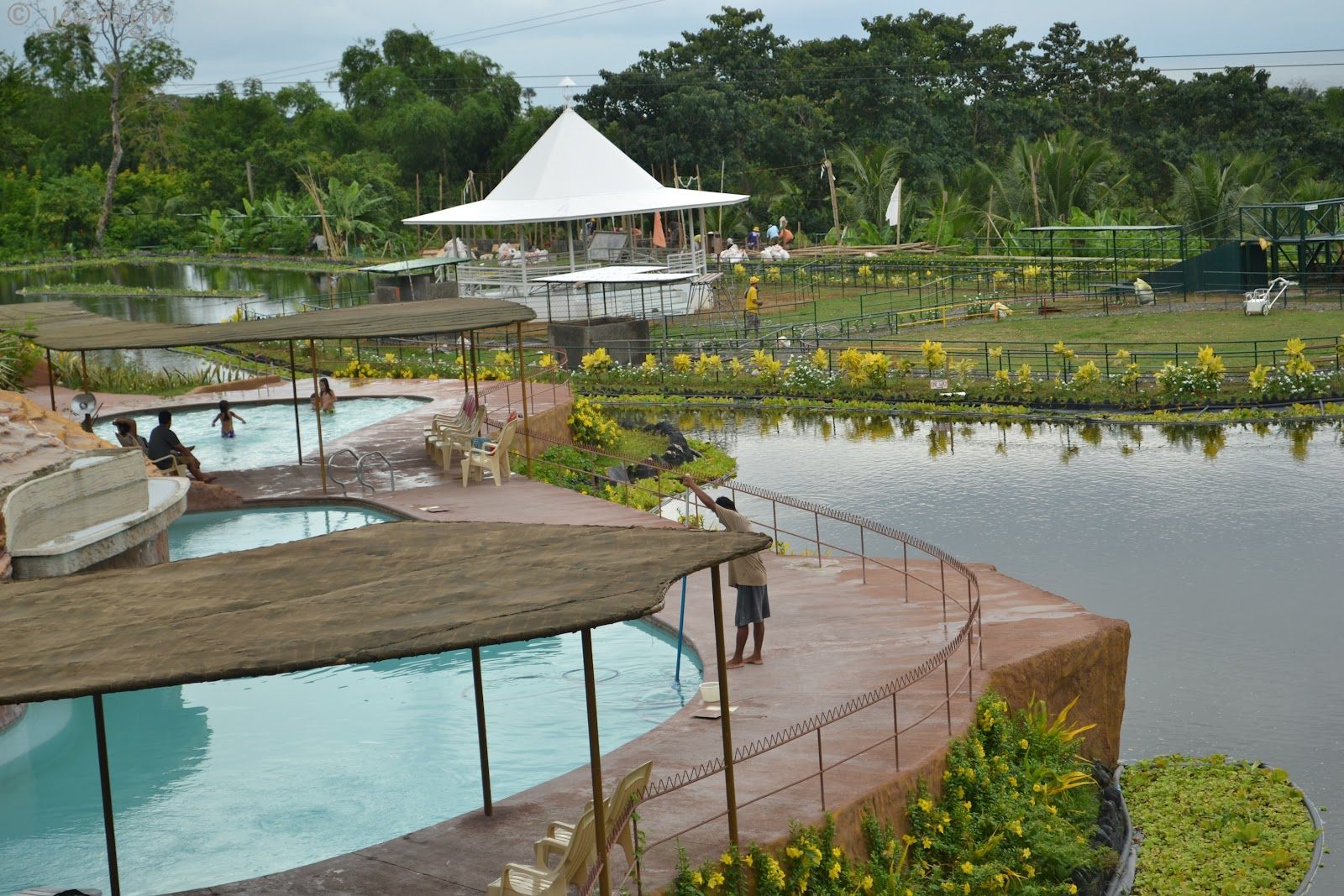 Destination Philippines: The Recreational Park: Garin Farm, San