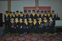 Wisuda IV Sarjana Ilmu Sosial (S.Sos)