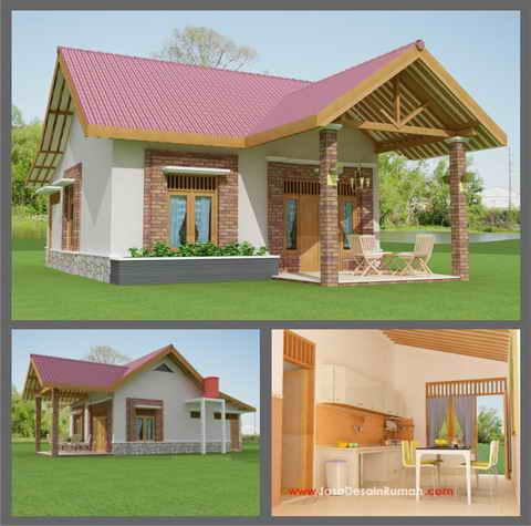 desain gambar rumah minimalis paling bagus dan keren