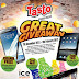 "Tasto Potato Chips ""Great Giveaway"" Contest"