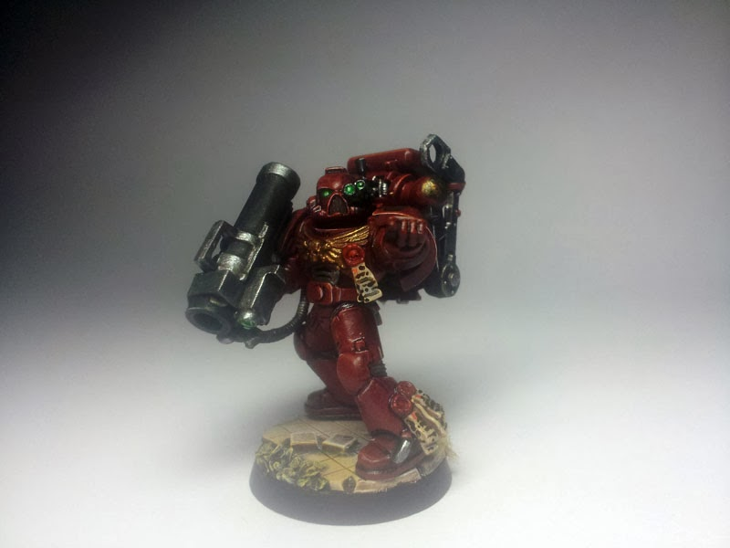 BLOOD ANGELS - WARHAMMER 40000 2-3