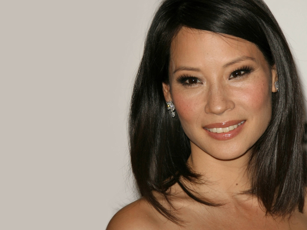 Lucy Liu Standard Resolution HD Wallpaper 4