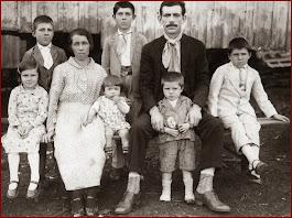 Família de  Virginia Dambros e José Rech