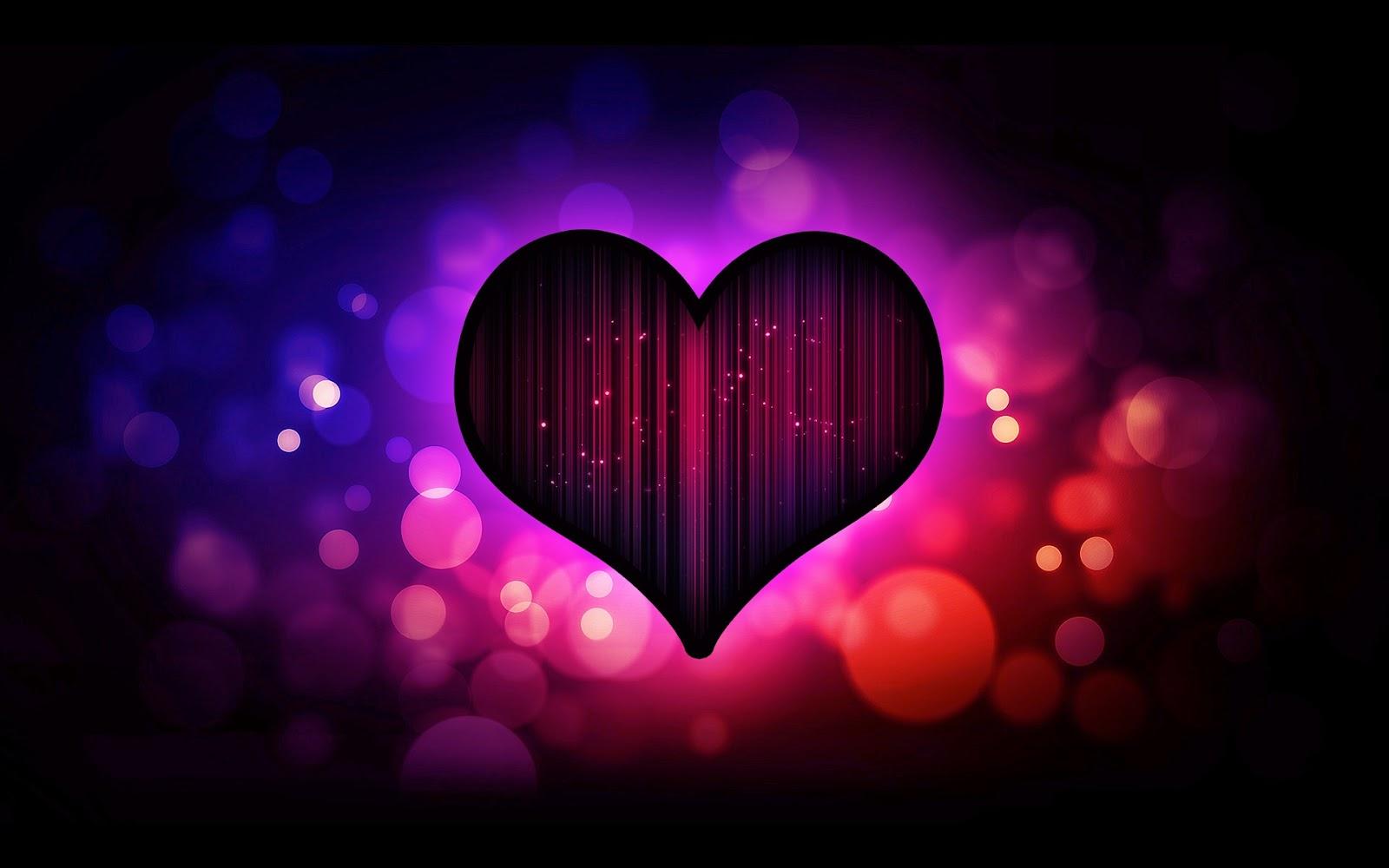 Las imagenes de amor fondo de pantalla coraz n de color for Imagenes nuevas para fondo de pantalla