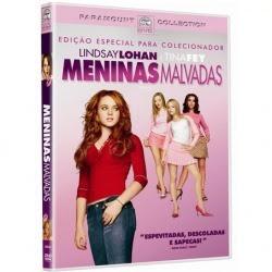 Dvd Meninas Malvadas - Com Lindsay Lohan