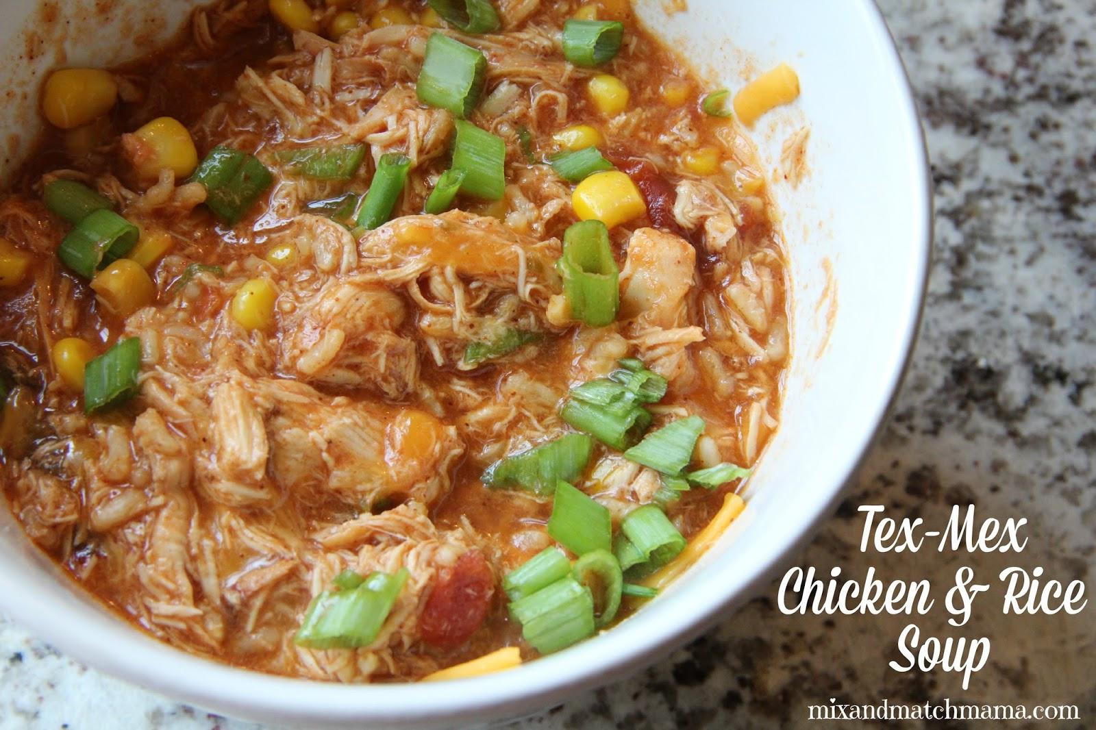 Tex Mex Rice Cakes Recipe — Dishmaps