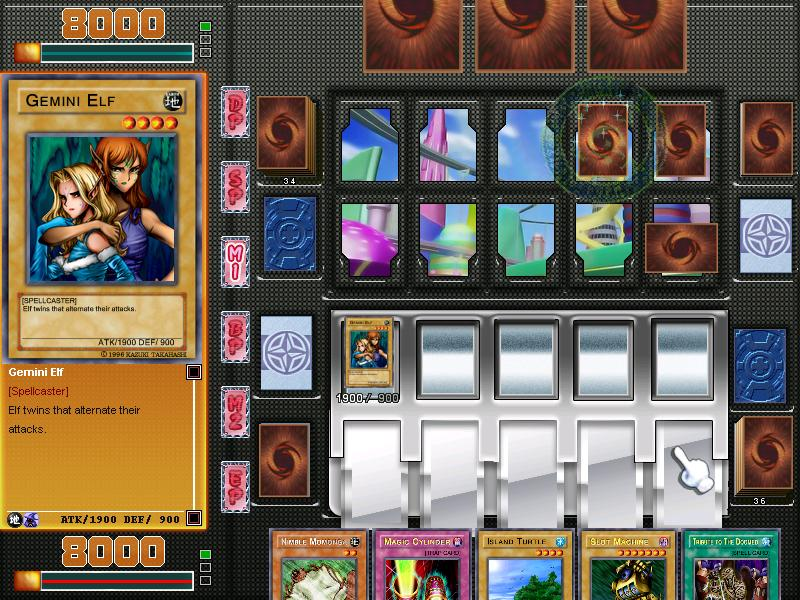 Yu-Gi-Oh! ZEXAL - Power of Chaos Full With Cards Unlocker - Mediafire