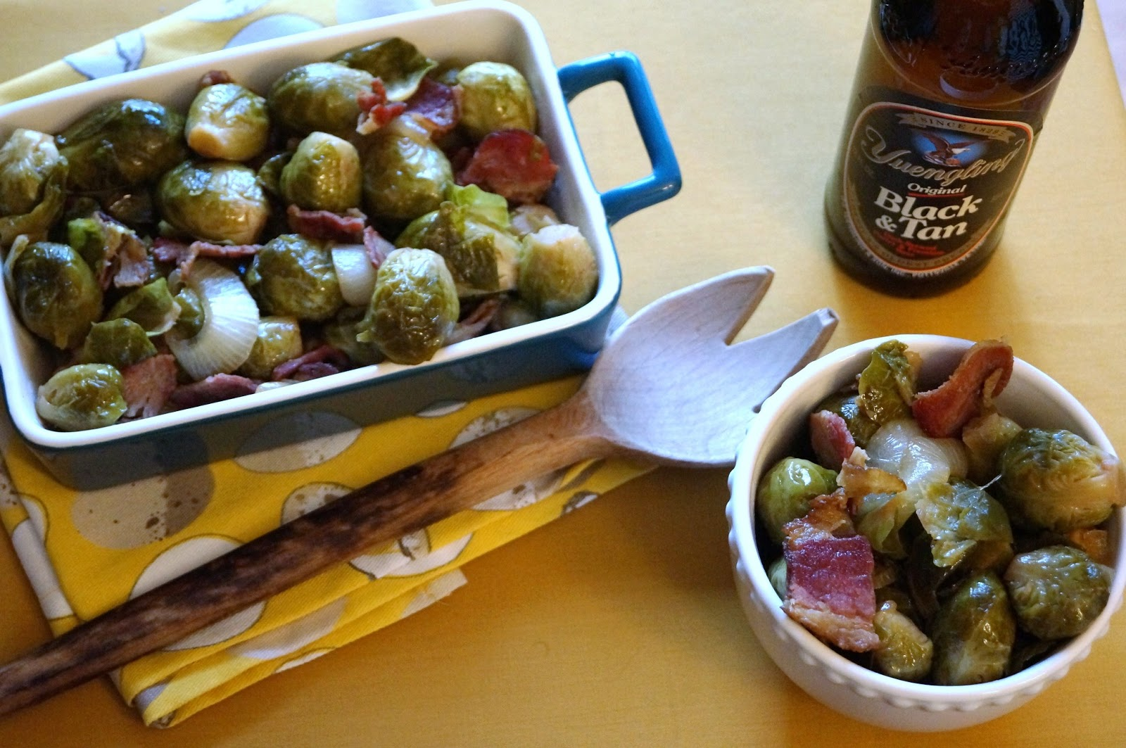 love the convenience of roasting vegetables. After very little prep ...