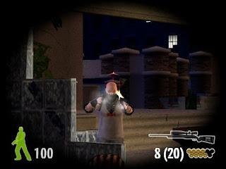 Screenshot Game 25 To Life