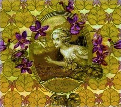 Violettes mystérieuses