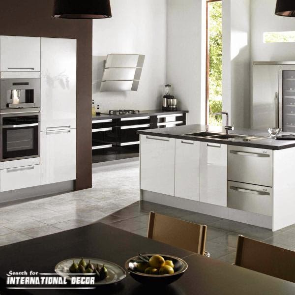 Top 10 designs of high tech kitchen style for High tech kitchen appliances