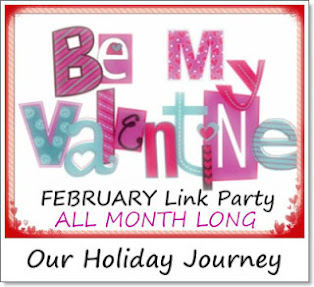 Fabulous February Link Party w. Giveaway