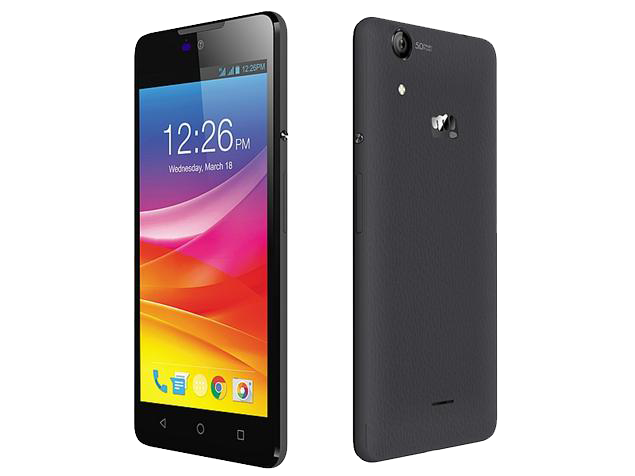 Micromax Canvas Selfie 2 Smartphone specifications & review