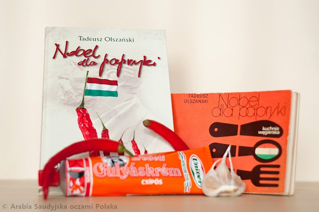 Nobel dla papryki :)