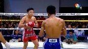 วิดีโอคลิปมวยไทย เอกวายุ ม.กรุงเทพธนบุรี พบกับ สิบทิศ ส.สุรเดช (ศึกมวยไทย 7 สี วันอาทิตย์ที่ 1 กุมภาพันธ์ 2558)(คู่ที่สอง)