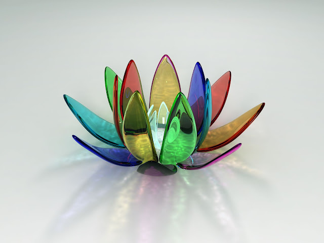 Beautiful Glass Shapes