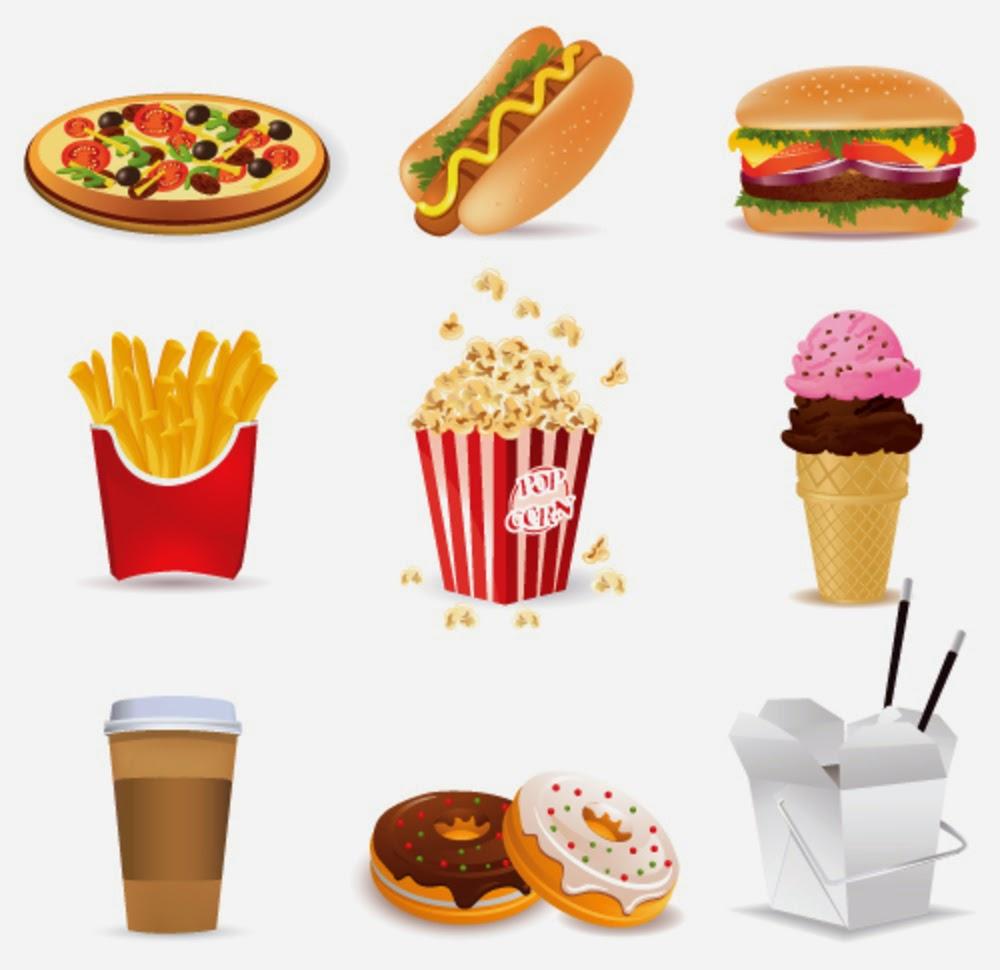Kumpulan Gambar Kartun Makanan Bergizi Galeri Kartun