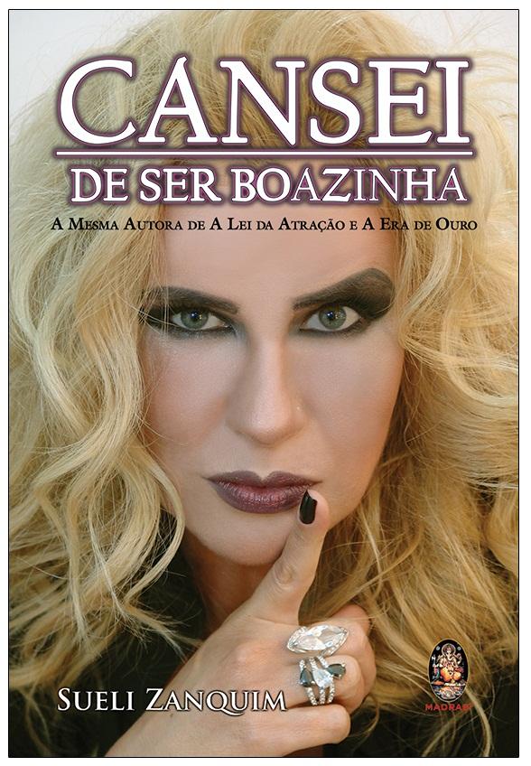 Lançamento Audio Book Cansei de Ser Boazinha