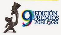 Este Blog participó de los Premios 20Blogs 2014, en la categoría: Viajes