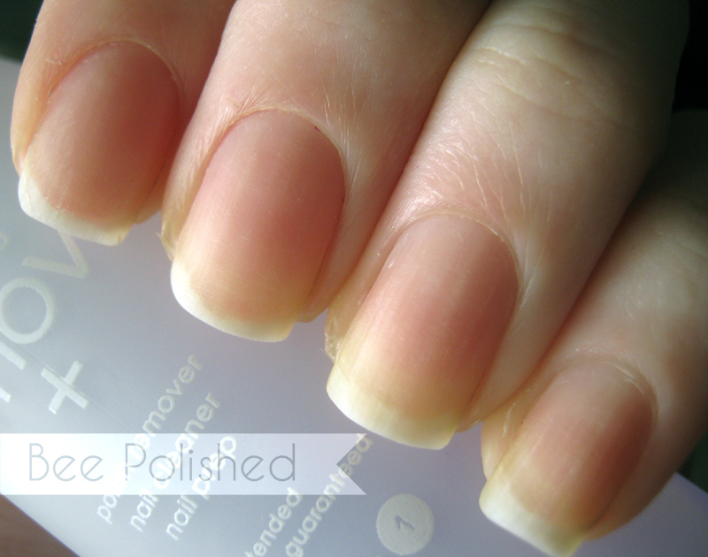 Rehab Your Nails: How to fake a long nail bed - Bee Polished