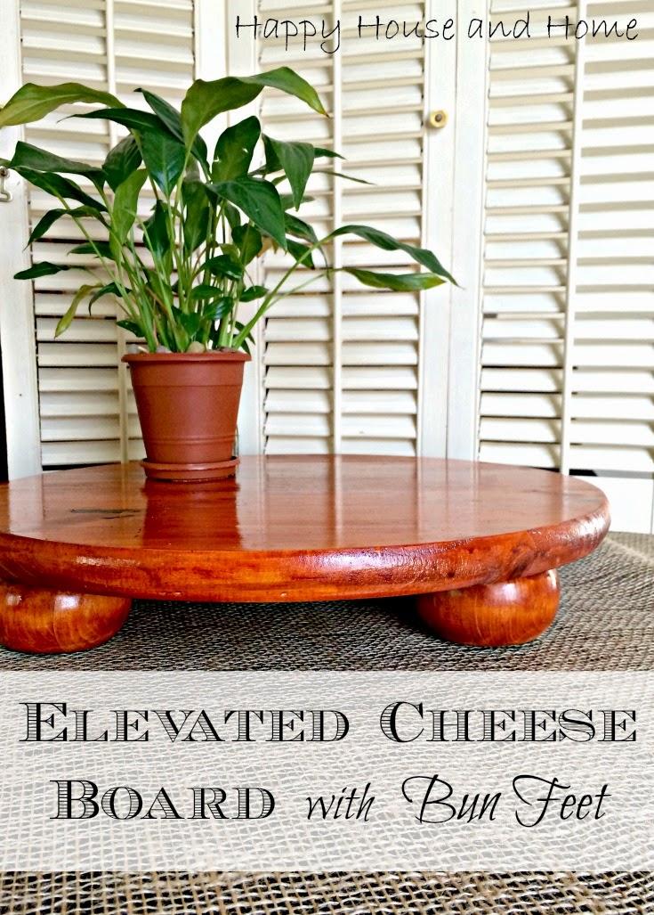 cheese board DIY, tray DIY, elevated cheese board