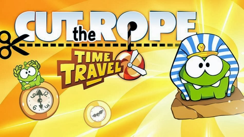 Cut the Rope: Time Travel HD Apk v1.2.2 Full