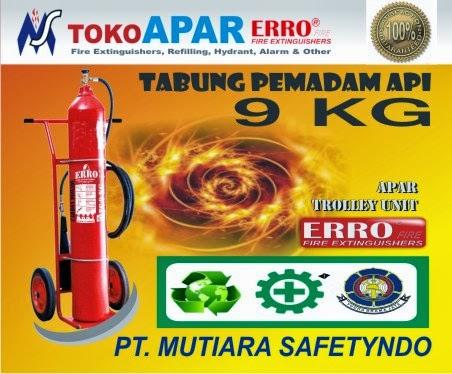 Alat Pemadam Kebakaran Co2 9 kg