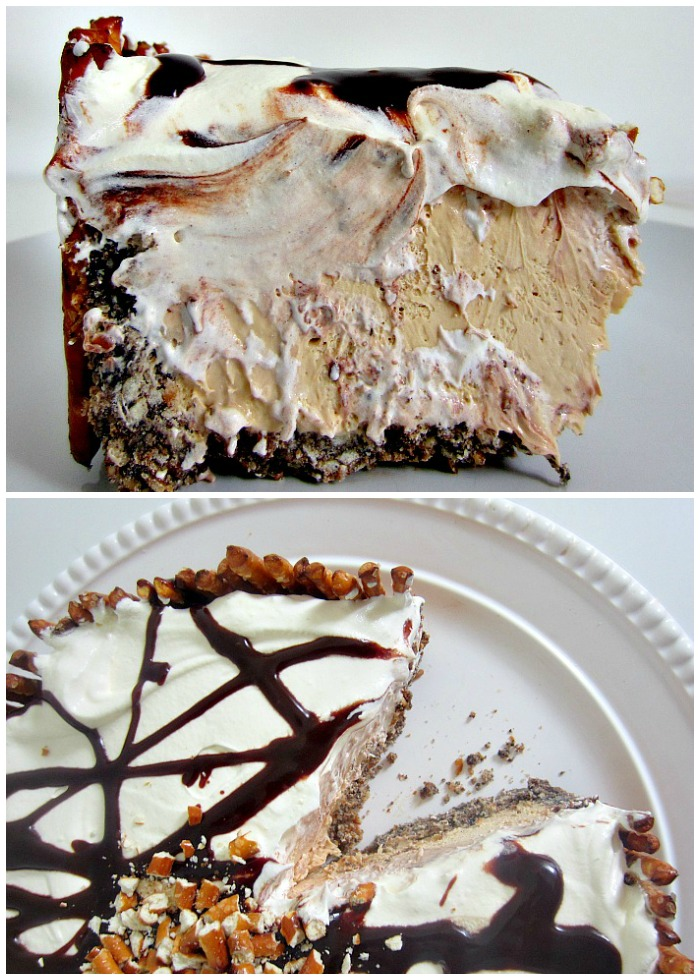 butter and jelly pie in peanut butter pie with mini peanut butter pie ...