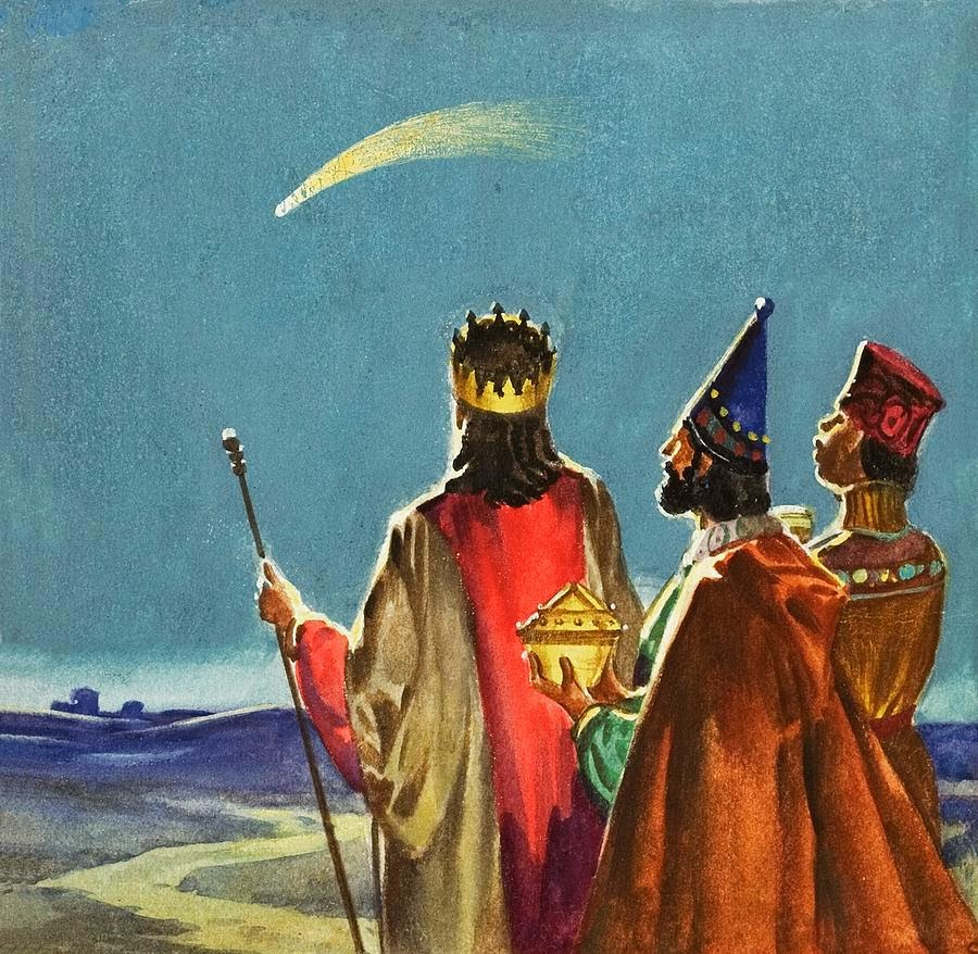 Who are the wise men 89