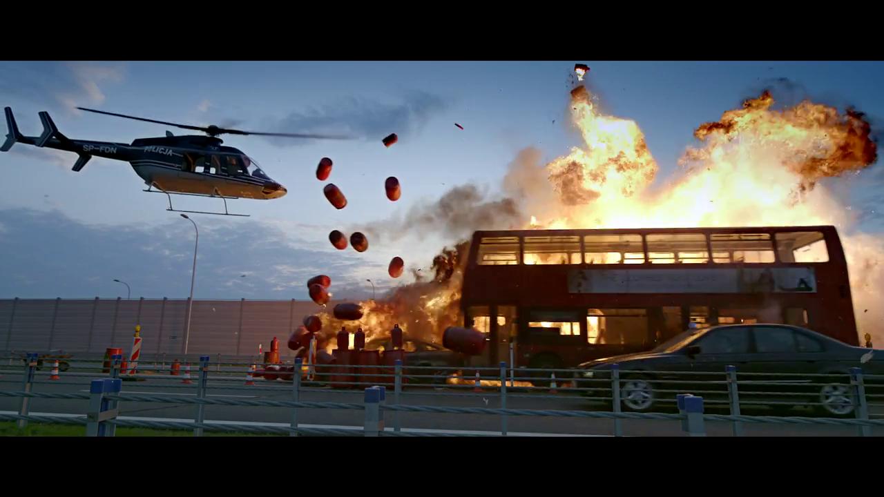helicopter shot in kick, salman khan