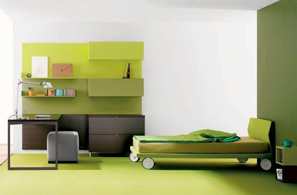 42 - Colores para habitaciones juveniles masculino ...