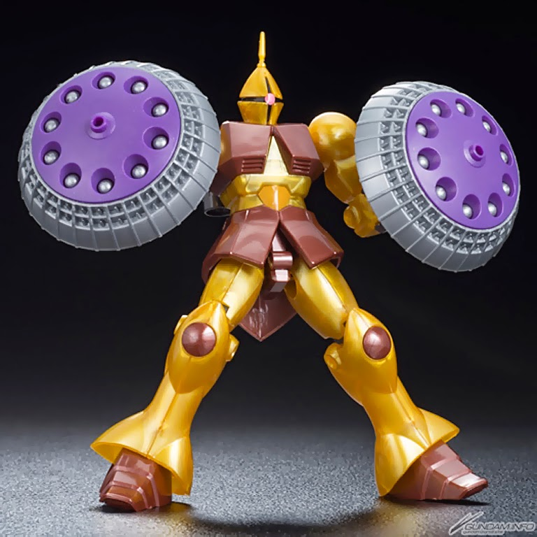 GUNDAM GUY: HGBF 1/144 Gyan Gya Gyan [Gunpla Expo World Tour ...