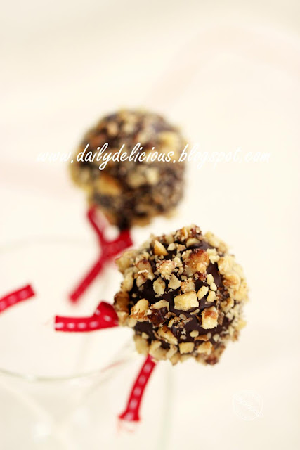 Brownie Cake Pop Recipe With Frosting