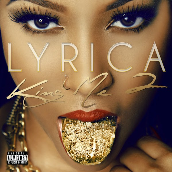 Lyrica Anderson - King Me 2 - EP  Cover