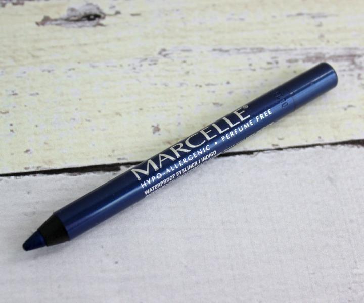 Marcelle Mini Waterproof Eyeliner in Indigo