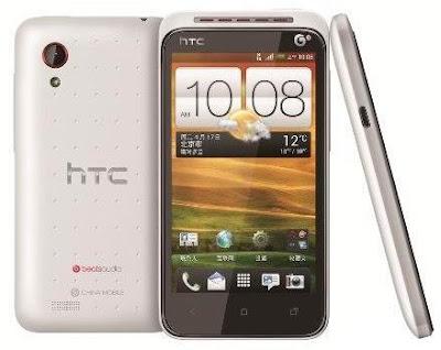 HTC Desire VT White