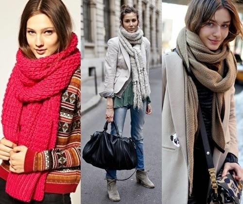 Года женские шарфы осень зима 2013 2014