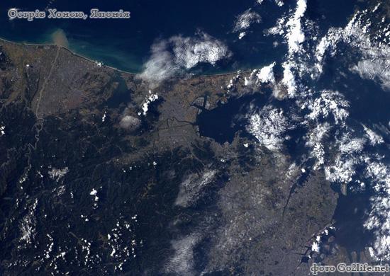 Острів Хонсю, Японія