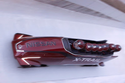 Έλκηθρο Nissan
