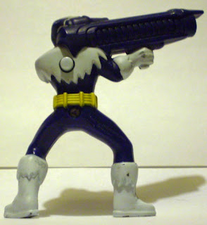 Back of McDonald's Young Justice Captain Cold
