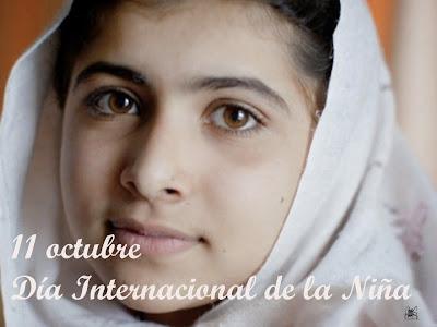 El 11 de octubre se celebra el Día Internacional de la Niña