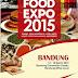 Bandung Food Expo 2015, 13 - 15 Maret 2015 di Bandung Convention Center (BCC)